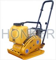 Виброплита Honker C80T с двигателем   ориг. Honda