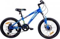 Детский велосипед Krakken Skully 20