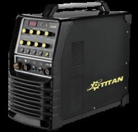 Аппарат аргоннодуговой сварки Titan PAD201AC/DC